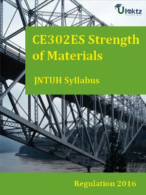Strength of Materials_Syllabus