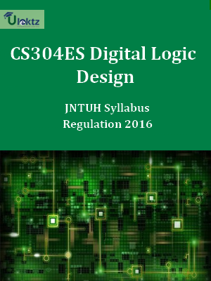 Ulektz Cs304es Digital Logic Design Jawaharlal Nehru Technological