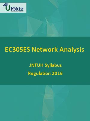 Network Analysis_Syllabus