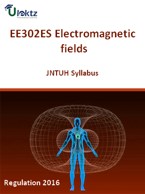 Electromagnetic fields_Syllabus