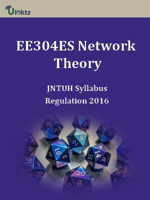 Network Theory_Syllabus