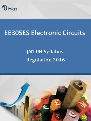 Electronic Circuits_Syllabus