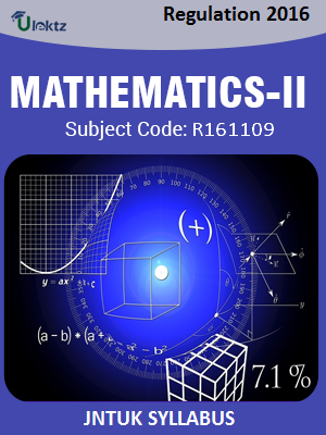Mathematics-II (Mathematical Methods)_Syllabus