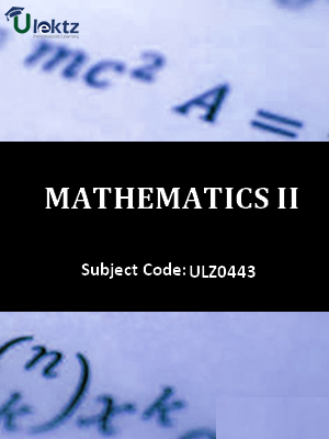 Mathematics-II