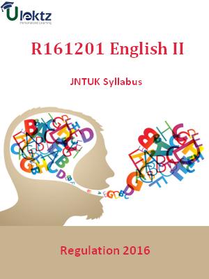 English - II Syllabus