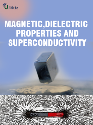 MAGNETIC DIELECTRIC PROPERTIES AND SUPERCONDUCTIVITY