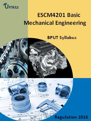 Basic Mechanical Engineering  - Syllabus