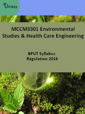 Environmental Studies And Health Care Engineering - Syllabus