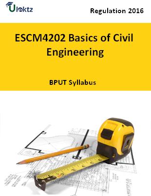 Basics of Civil Engineering - Syllabus