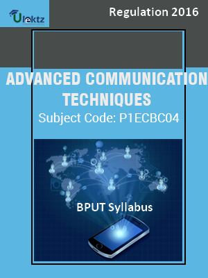 Advanced Communication Techniques _Syllabus