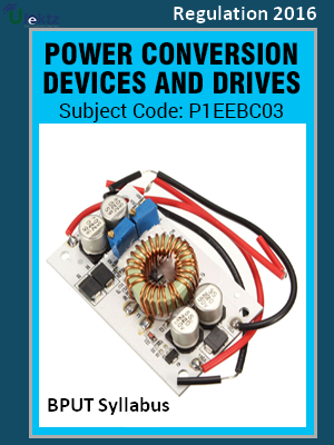 Power Conversion Devices And Drives_Syllabus