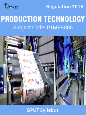 Production Technology_Syllabus