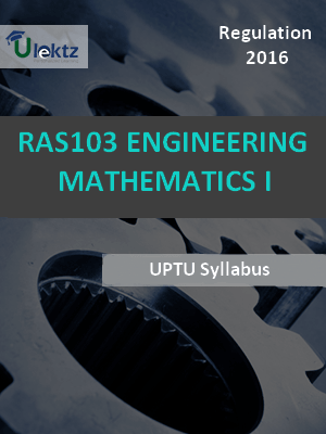Engineering Mathematics - I - Syllabus