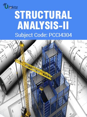STRUCTURAL ANALYSIS II