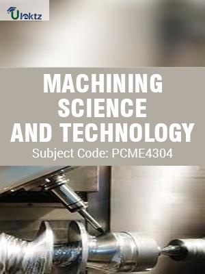 MACHINE SCIENCE & TECHNOLOGY