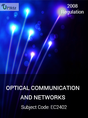 Optical Communication And Networking