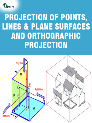 PROJECTION OF POINTS LINES AND PLANE SURFACES