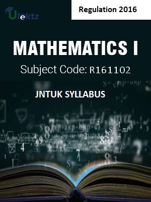 MATHEMATICS-I Syllabus