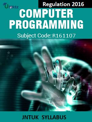 Computer Programming_Syllabus