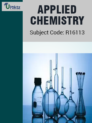 Important Questions - APPLIED CHEMISTRY