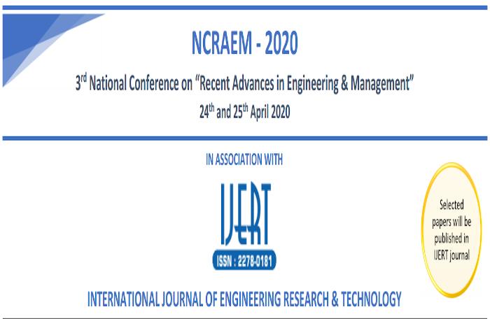 NCRAEM 2020
