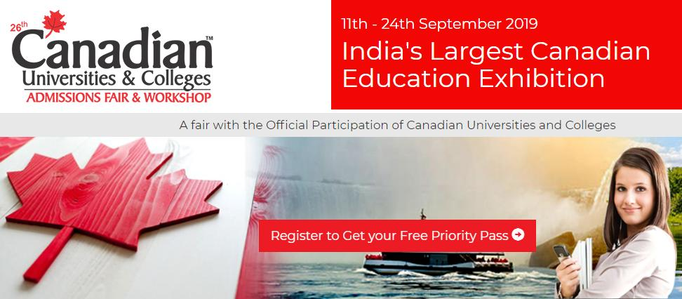 Canadian Universities Workshop, chennai