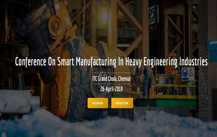 Conference on Smart Manufacturing in Heavy Engineering Industries
