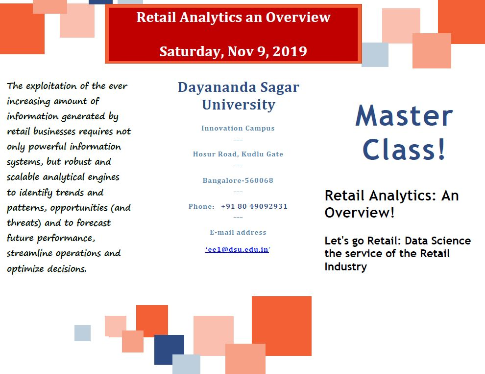 Retail Analytics: An Overview!