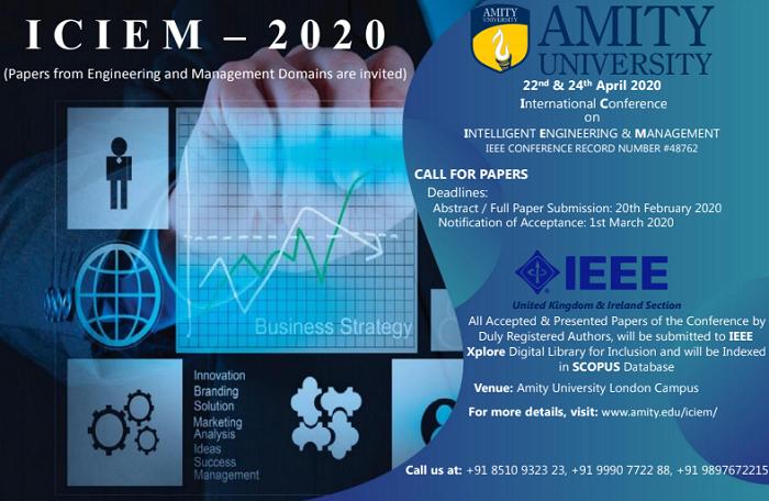 ICIEM 2020