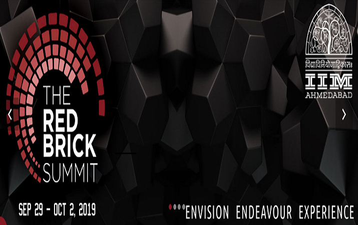The Red Brick Summit 2019