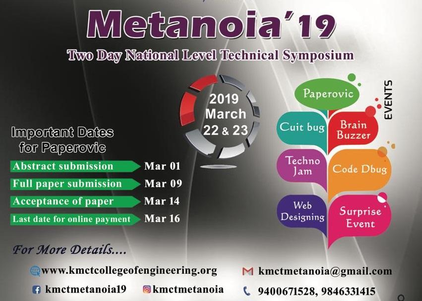 Metanoia 19
