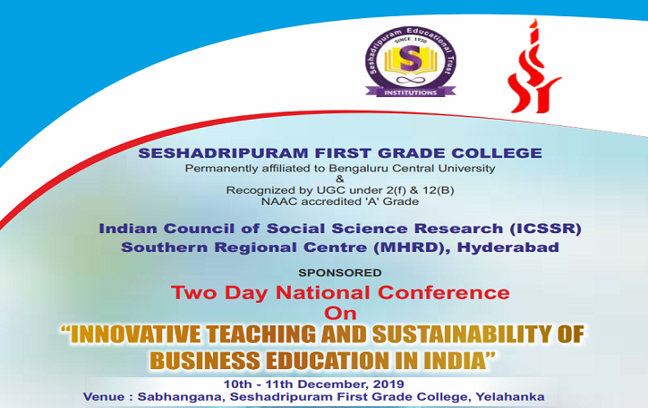 INNOVATIVE TEACHING AND SUSTAINABILITY OF BUSINESS EDUCATION IN INDIA
