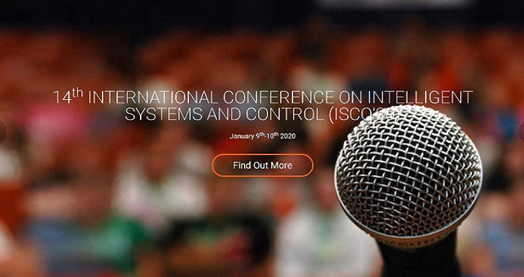 14th International Conference on Intelligent Systems and Control