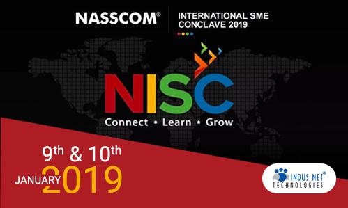 NISC – NASSCOM International SME Conclave 2019