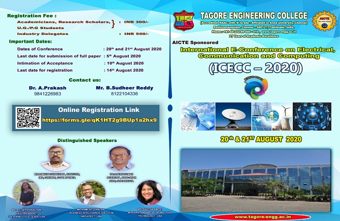 International Conference on Electrical Communication and Computing