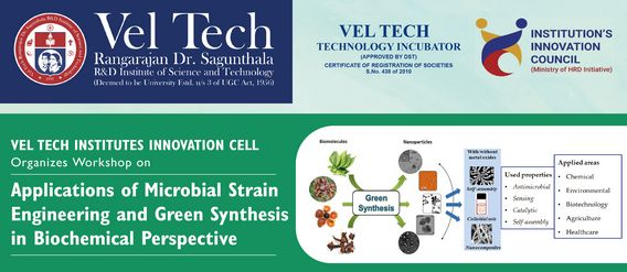 Applications of Microbial Strain Engineering and Green Synthesis: In Biochemical Prospective