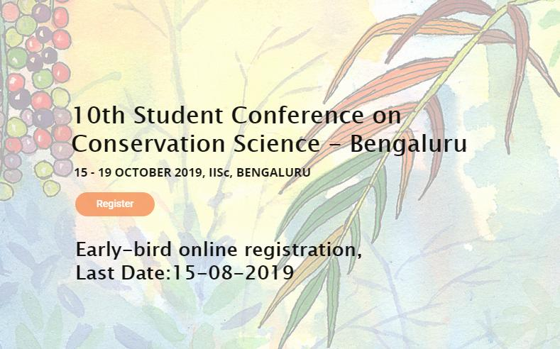 Student Conference on Conservation Science - Bengaluru