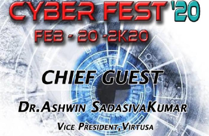 CYBER FEST 2K20