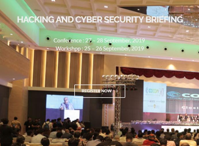 Hacking & Cyber Security Briefing Conference