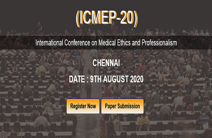 International Conference on Medical Ethics and Professionalism
