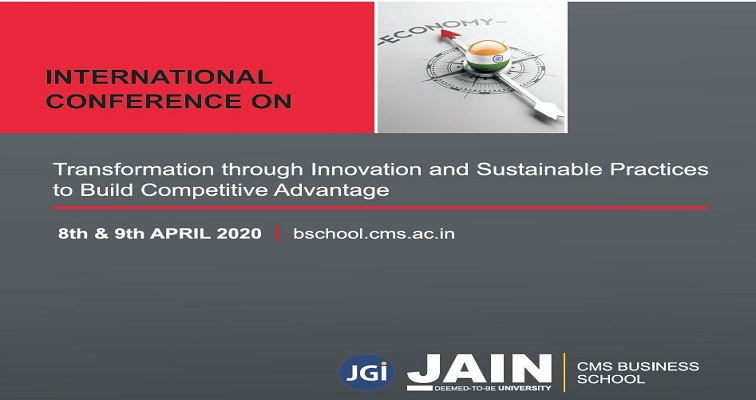 International conference on Transformation through Innovation and Sustainable Practices to build competitive advantage