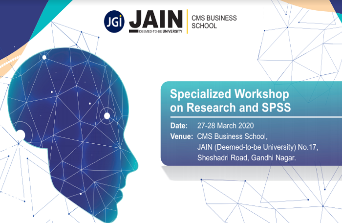 Specialized Workshop on Research and SPSS