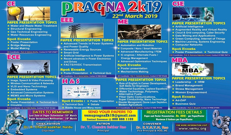 PRAGNA 2K19
