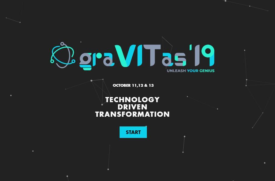 graVITas 19 by VIT University