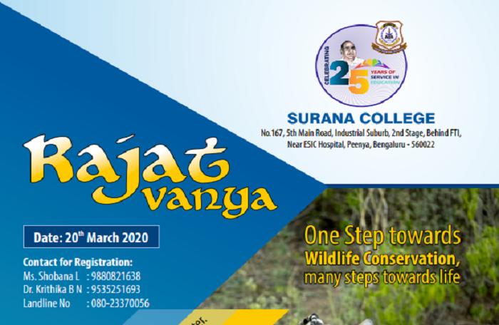 Rajatvanya - One Step towards Wildlife Conservation many steps towards life