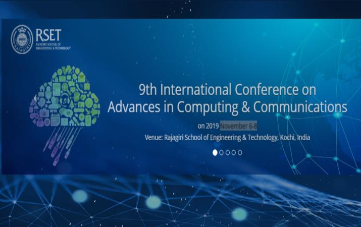 International Conference on Advances in Computing and Communications