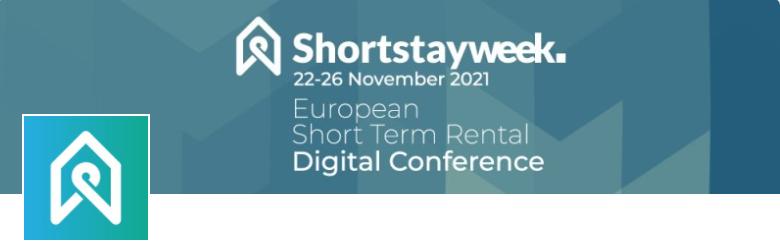 Short Stay Week - European Short Term Rental Digital Conference
