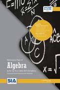 Algebra (Mathematics Paper-IV) (O.U)