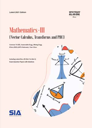 Mathematics-III (Vector calculus, Transforms and PDE)