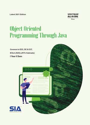 Object Oriented Programming Through Java (JNTU-K)